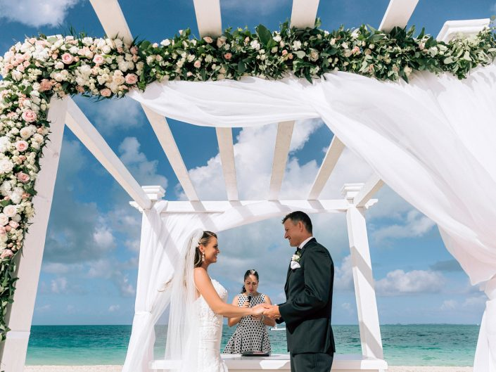 Wedding in Cancun Grand Palladium