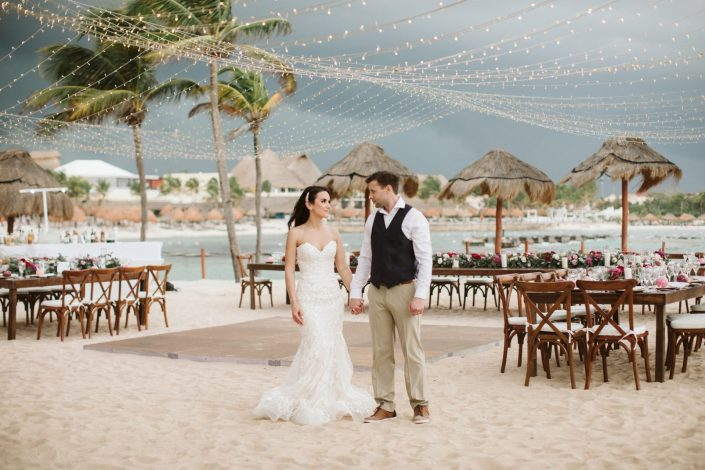 Wedding in Dreams Puerto Aventuras