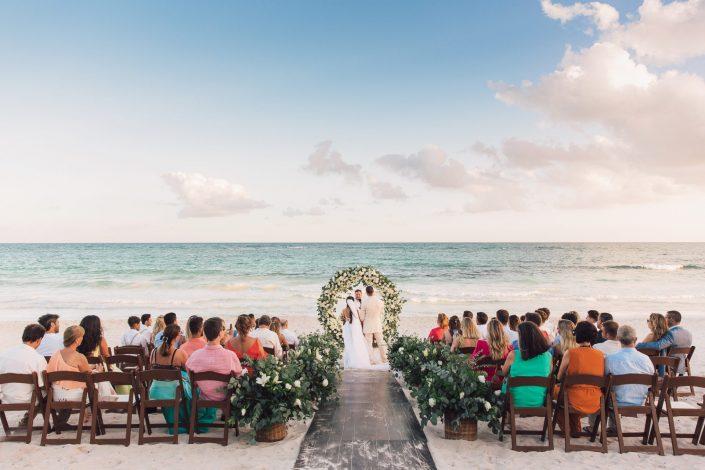 Wedding in Unico 20°87° Hotel Riviera Maya